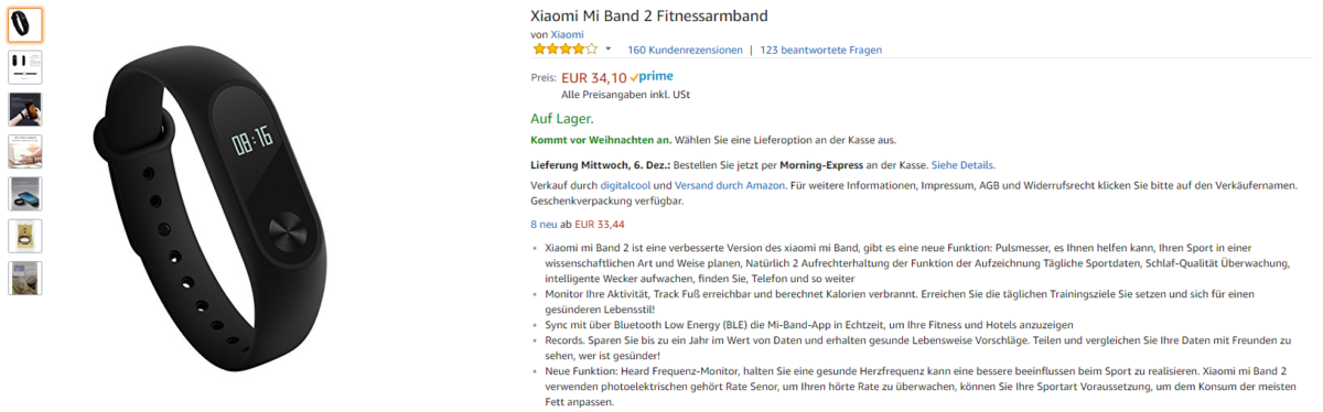 Xiaomi in der EU Amazon 1 1200x374