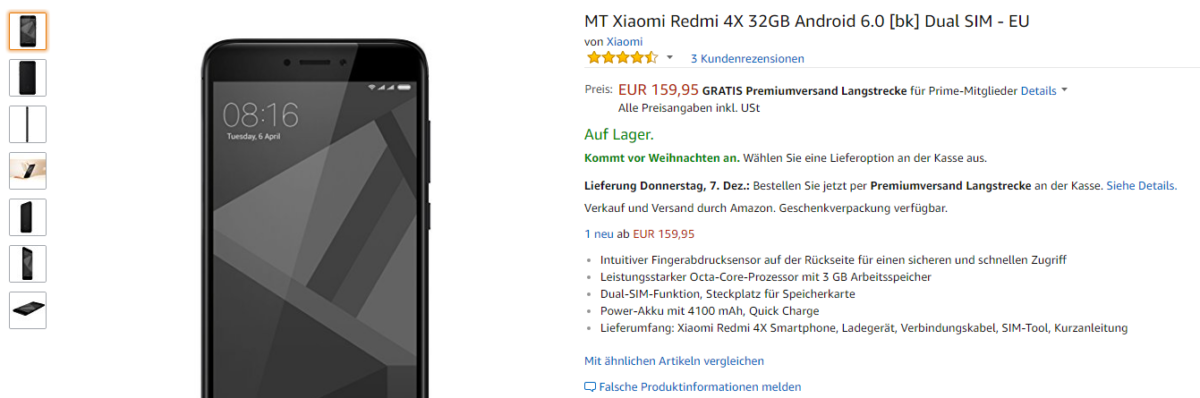 Xiaomi in der EU Amazon 3 1200x398