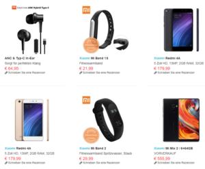 Xiaomi in der EU eumaxi1