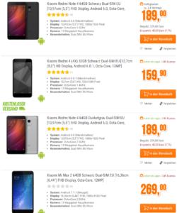Xiaomi in der EU nbb