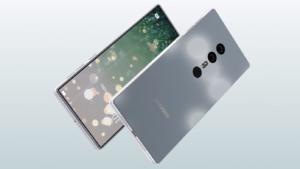 Doogee Concept Smartphone Slide Full Sceen 11