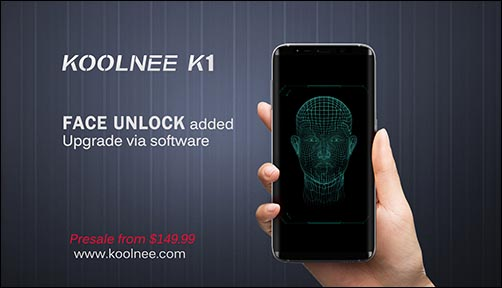 Koolnee Faceunlock