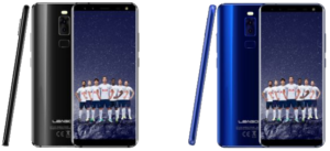 Leagoo S8 Farbauswahl