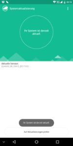 Leagoo S8 Aktualisierung