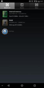 Leagoo S8 Speicher