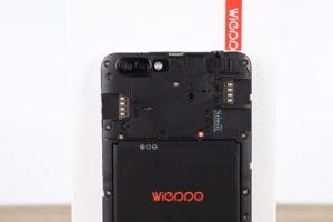 Wieppo S6 Netz Empfang