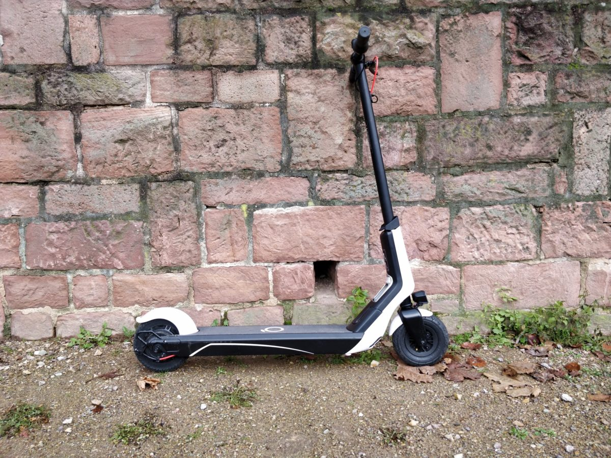 Xiaomi EUNI Scooter Outdoor 1