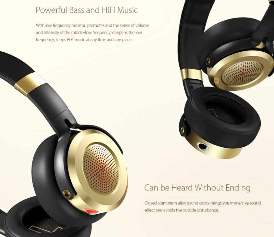 Xiaomi Hifi Headphones 2nd 1