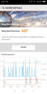 Xiaomi Redmi 5 3D Mark