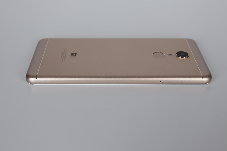 Xiaomi Redmi 5 Design Verarbeitung 5