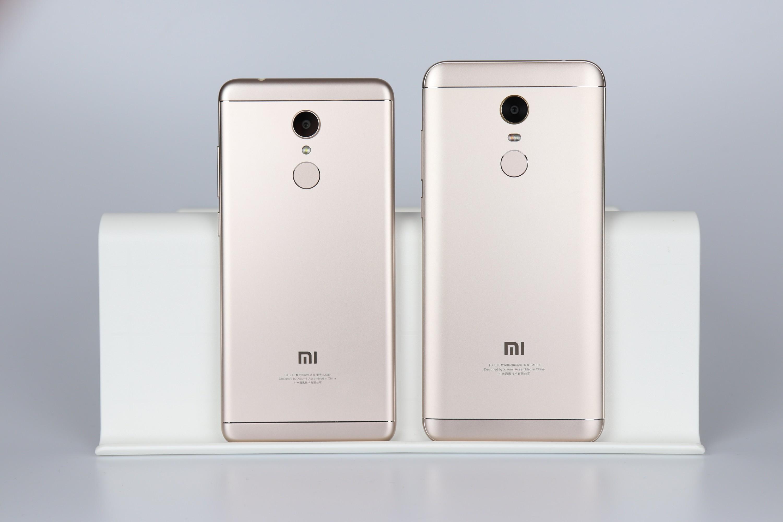Xiaomi Redmi 5 Redmi 5 Plus Rückseite