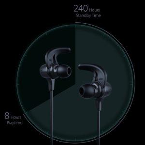 AUKEY Bluetooth Kopfhörer in Ear mit AptX 4