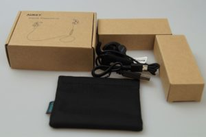 AUKEY Bluetooth Kopfhörer in Ear mit AptX 7