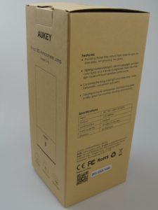 Aukey Nachttischlampe 1