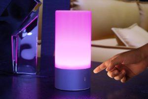 Aukey RGB Nachttischlampe Sample 3