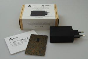 AUKEY Quick Charge 3.0 USB Ladegerät 7
