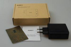 AUKEY USB C Ladegerät 8