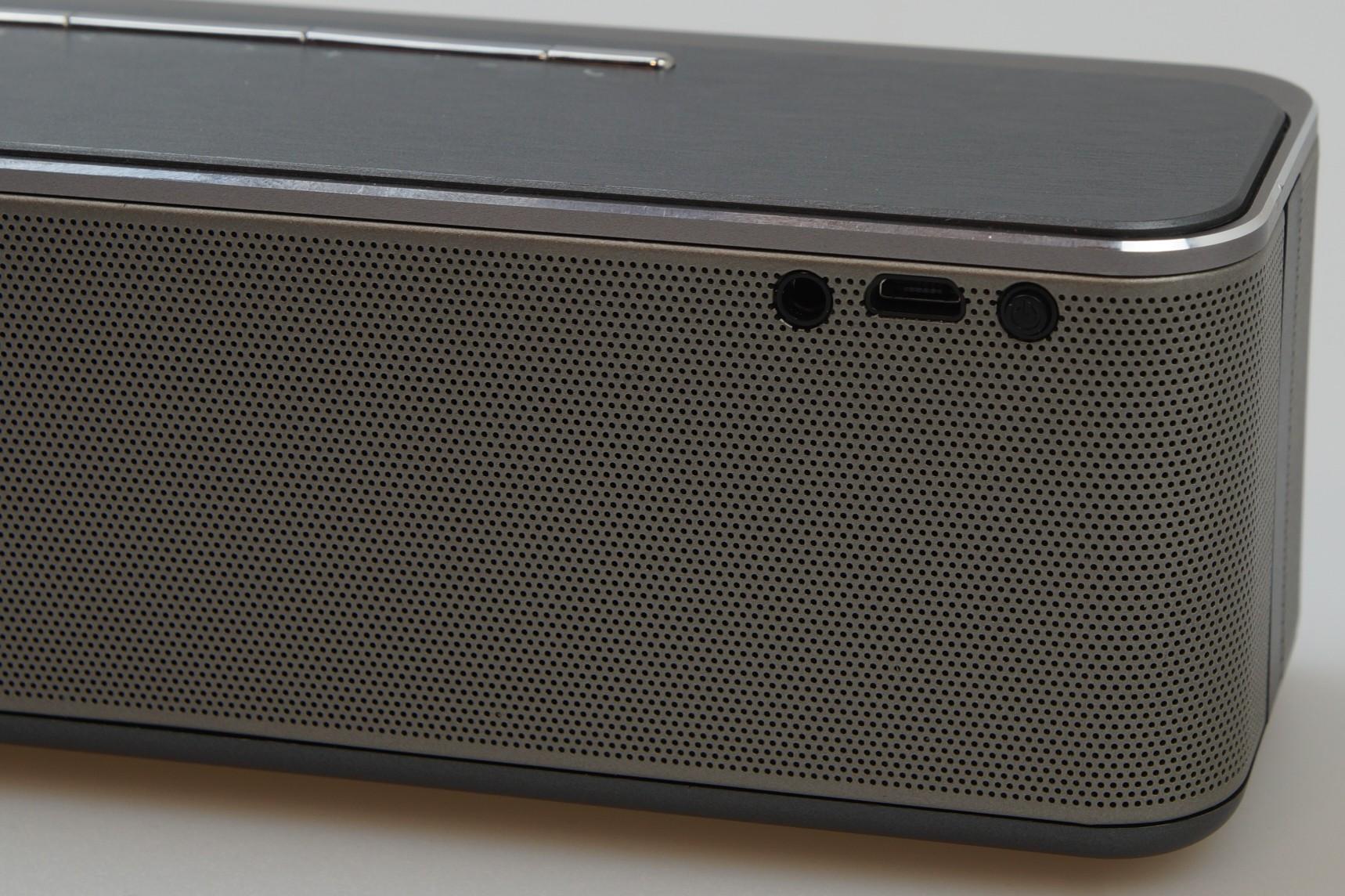 Aukey SK-S1 Bluetooth Lautsprecher im Test - Klingt der Schönling gut?