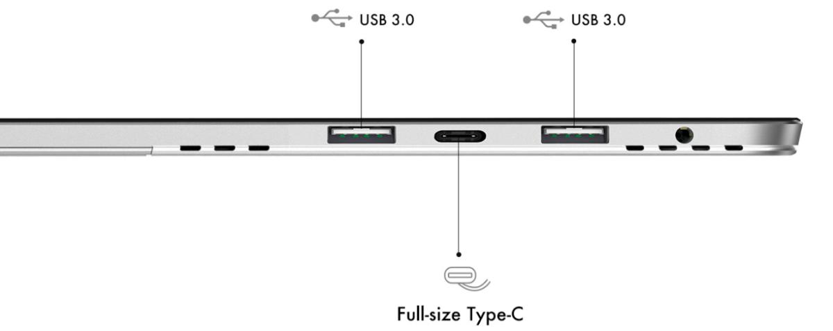 Chuwi SurBook mini 10