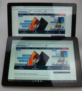 Chuwi SurBook und SurBook mini Vergleich 2