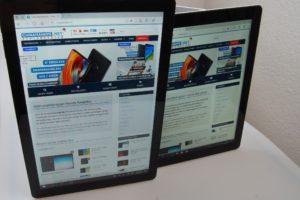 Chuwi SurBook und SurBook mini Vergleich 3