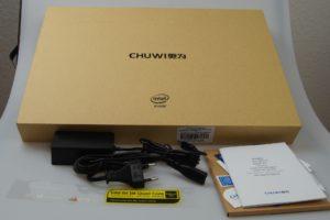 Chuwi Surbook Lieferumfang 1