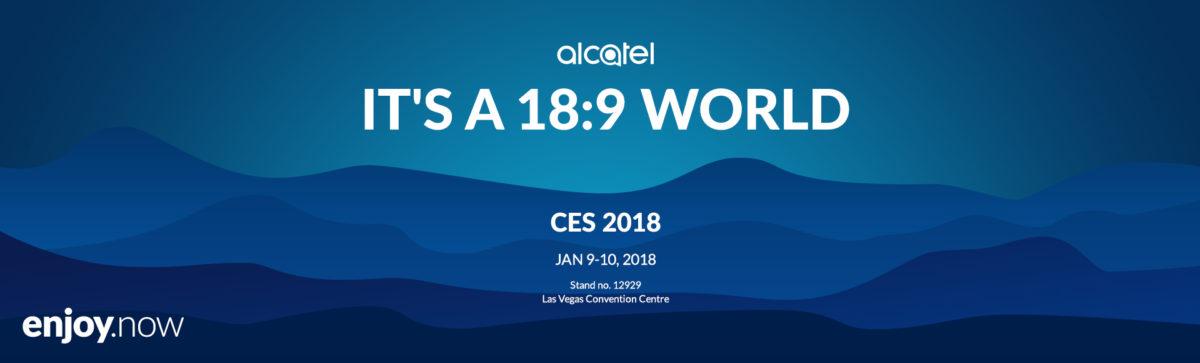 Alcatel Comeback CES 6