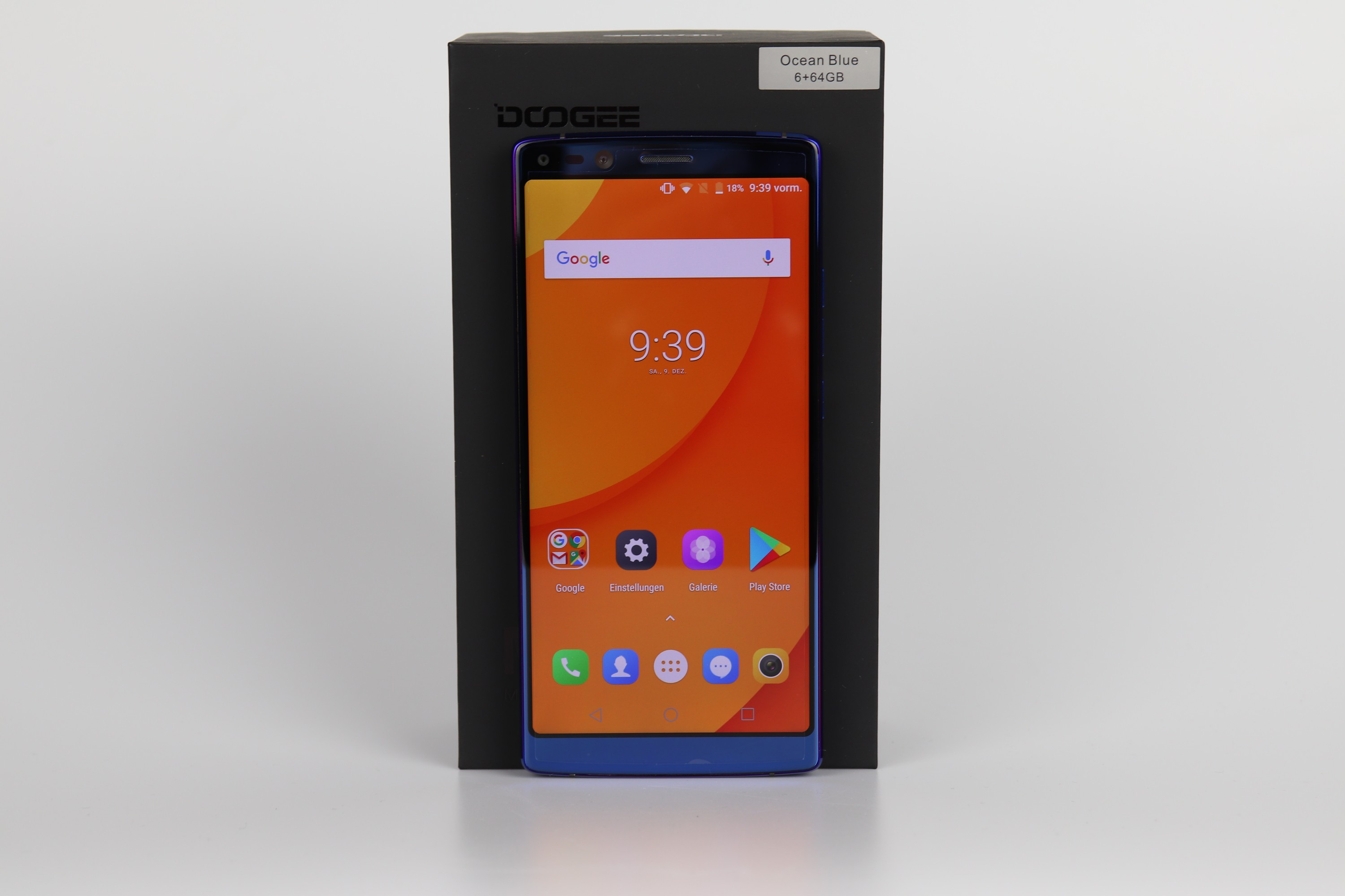 Doogee Mix 2 Display 1