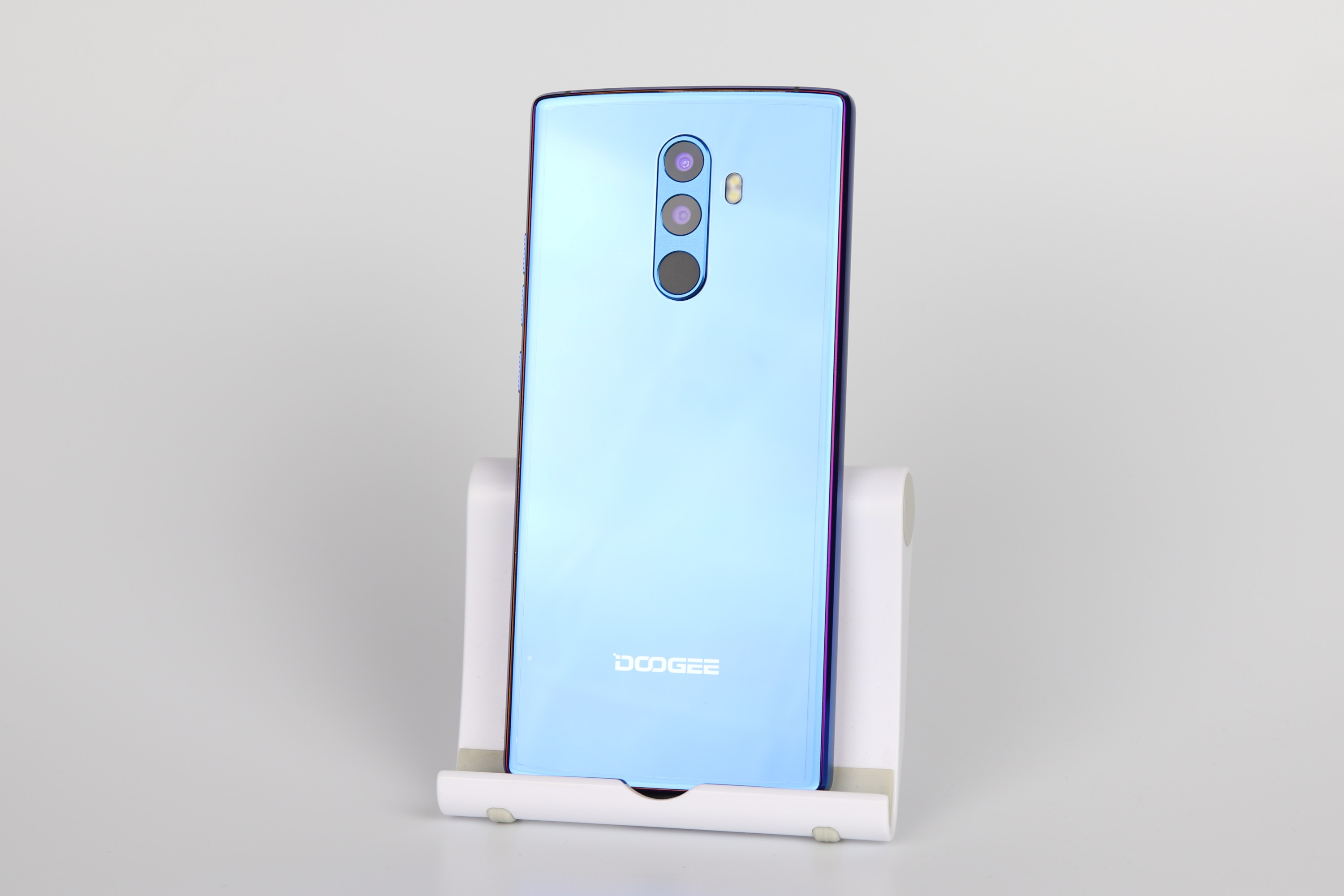 Doogee Mix 2 Gold Blau 1