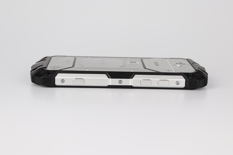Doogee S60 Design Verarbeitung 1