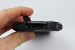 Doogee S60 Design Verarbeitung 2