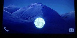 Vivi Synaptics Fingerabdrucksensor 5