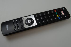 Haier 55 4K TV Fernbedienung 1