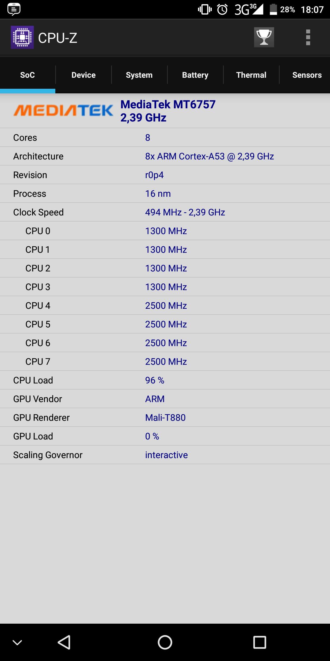Maze Alpha X CPU Z