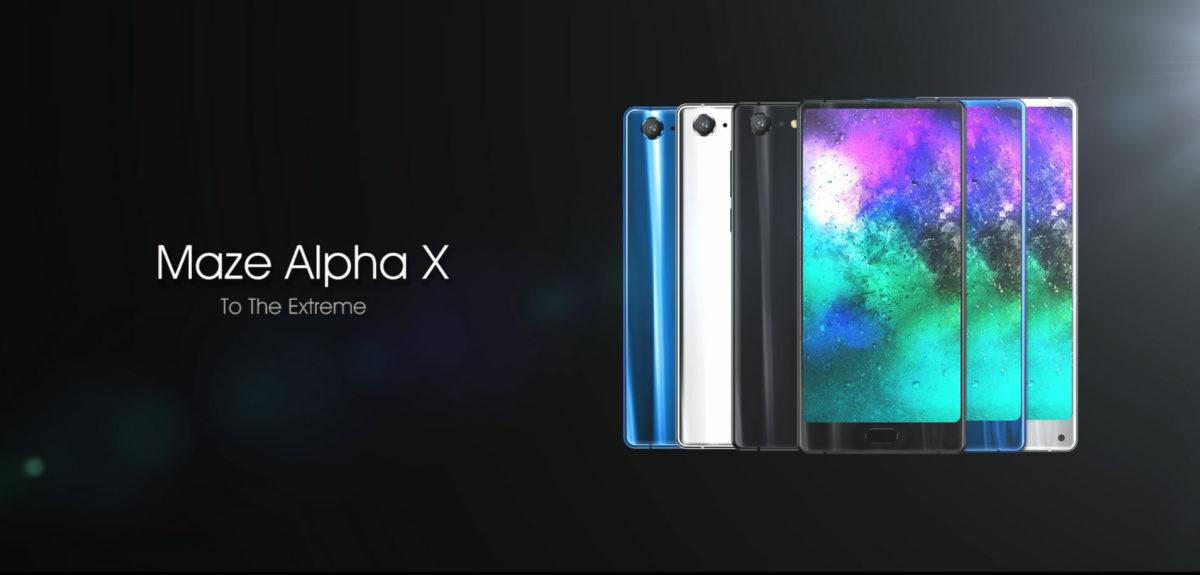 Maze Alpha X Colors