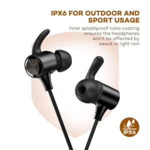 TaoTronics Bluetooth In Ear aptX 3