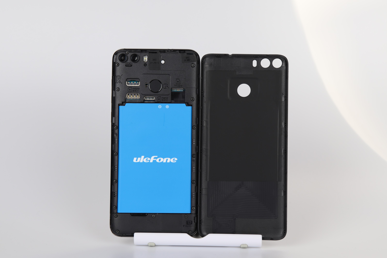 Ulefone Mix 2 Rückdeckel ablösbar