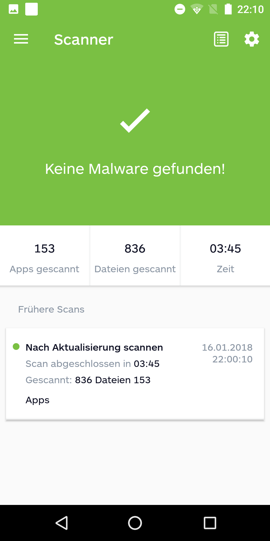 Ulefone Power 3 Viren Malware