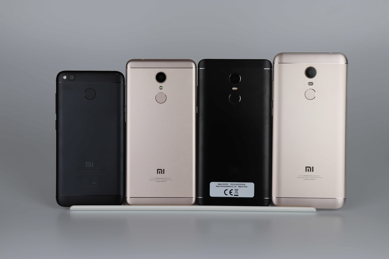 Redmi 4x Redmi 5 Redmi Note 4X Redmi 5 Plus