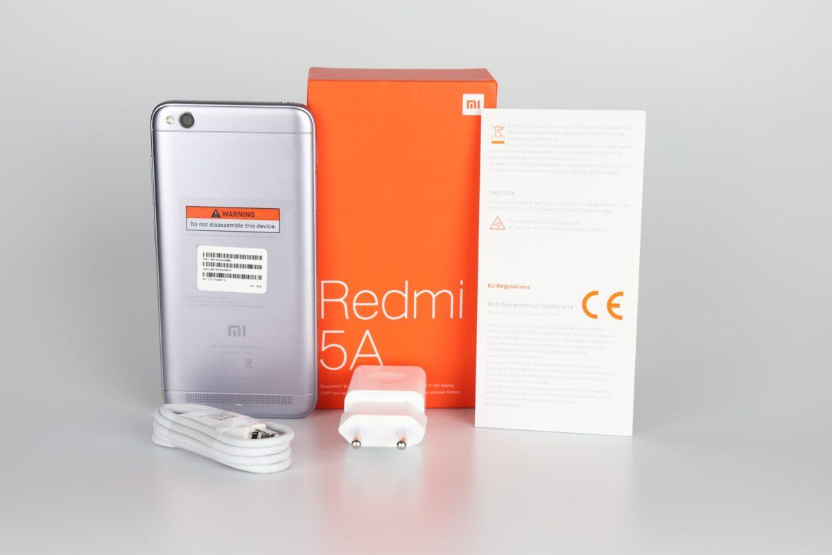 Xiaomi Redmi 5a Global Version 1