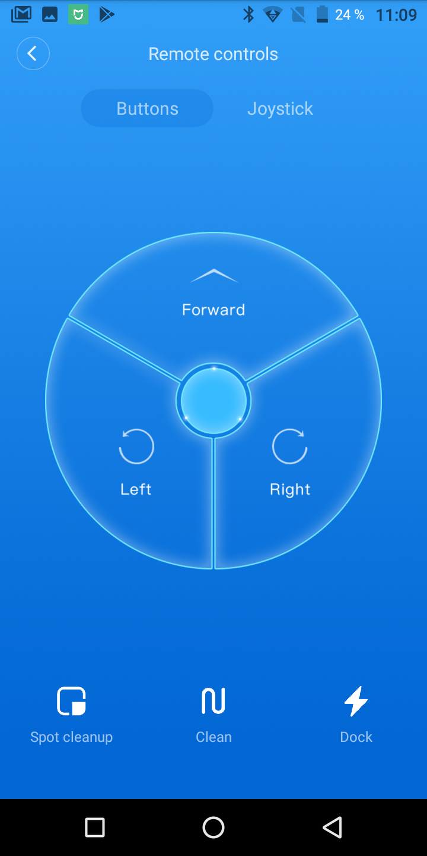Xiaomi Roborock Sweep ONE Fernsteuerung