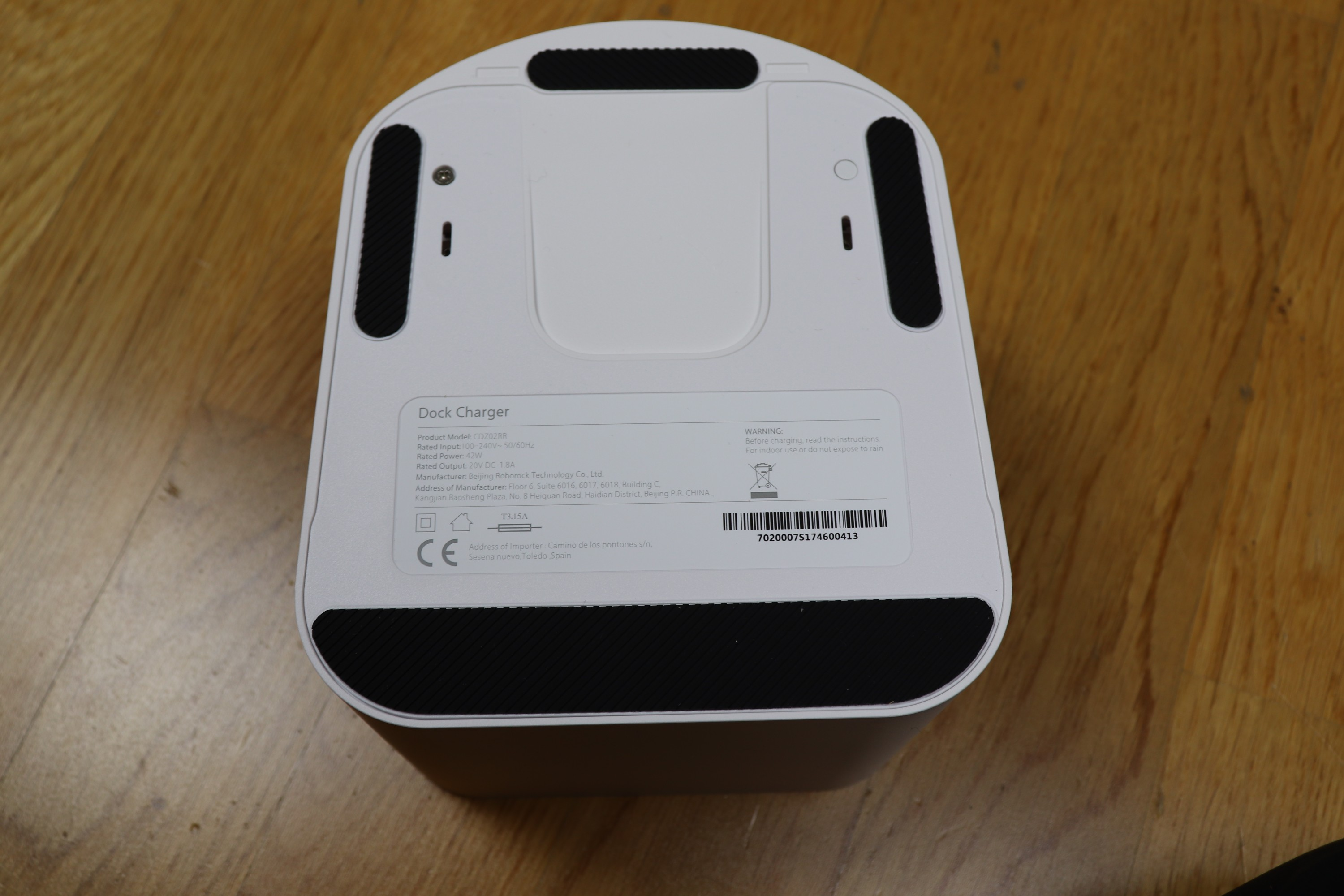 Xiaomi Roborock Sweep One Ladestation 2