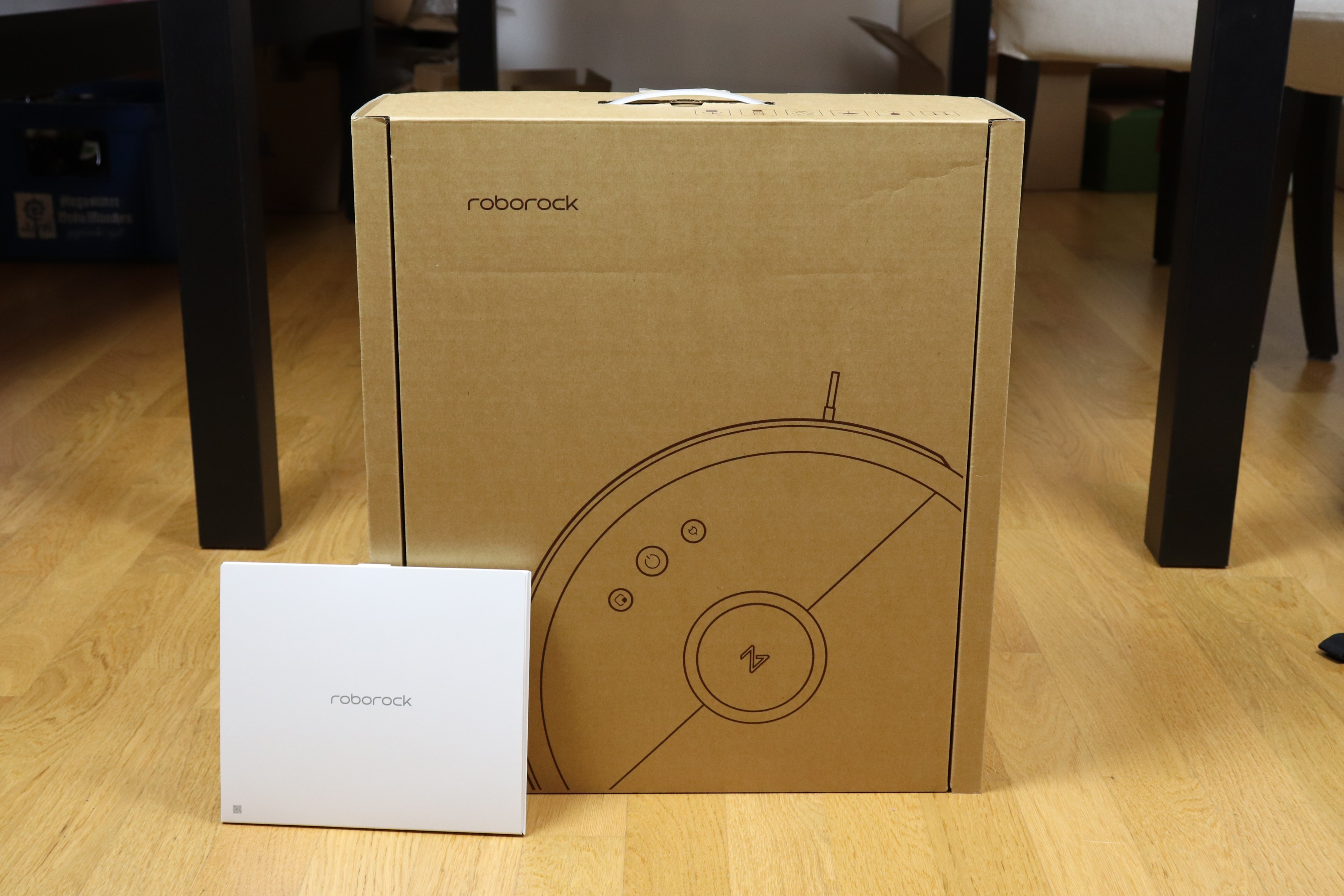 Xiaomi Roborock Sweep One Lieferumfang 7