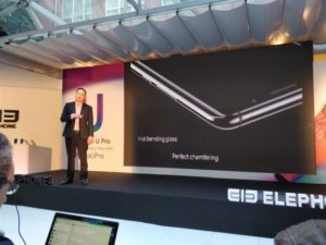 Elephone U Pro Launch Event 2