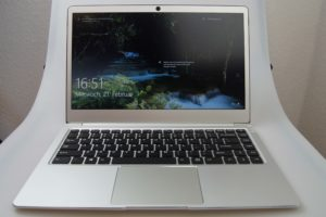 Jumper EzBook 3 Plus Display 2