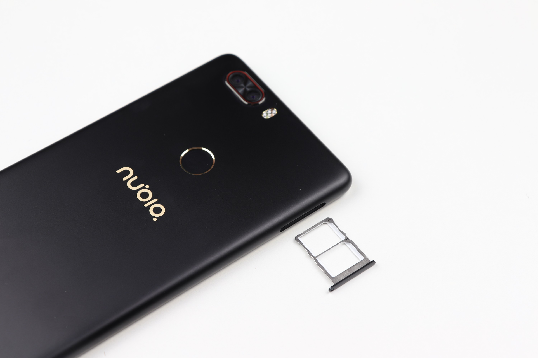Nubia Z17 Lite SIM Slot