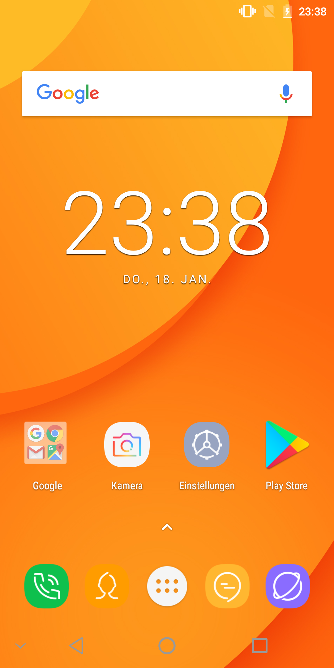 oukitel k6 android
