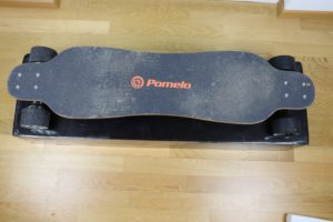 Pomelo P5 Grip Oberseite