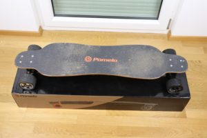 Pomelo P5 Tail Nose Grip