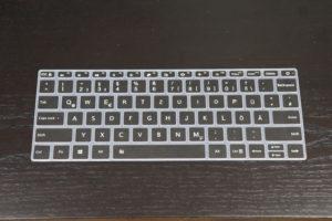 Xiaomi Mi Notebook 13 15 Pro tastaturaufkleber matte 3